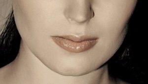 Código de barras es la eliminación de arrugas en los labios
