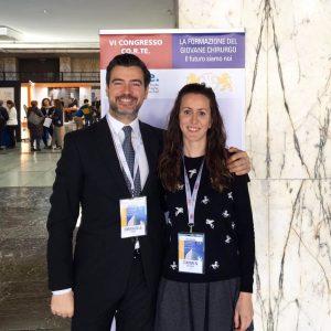 Doctora Navarro en Congreso SPIGC