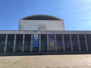 Palacio de Congreso en Roma